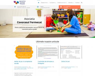 Web design ONG