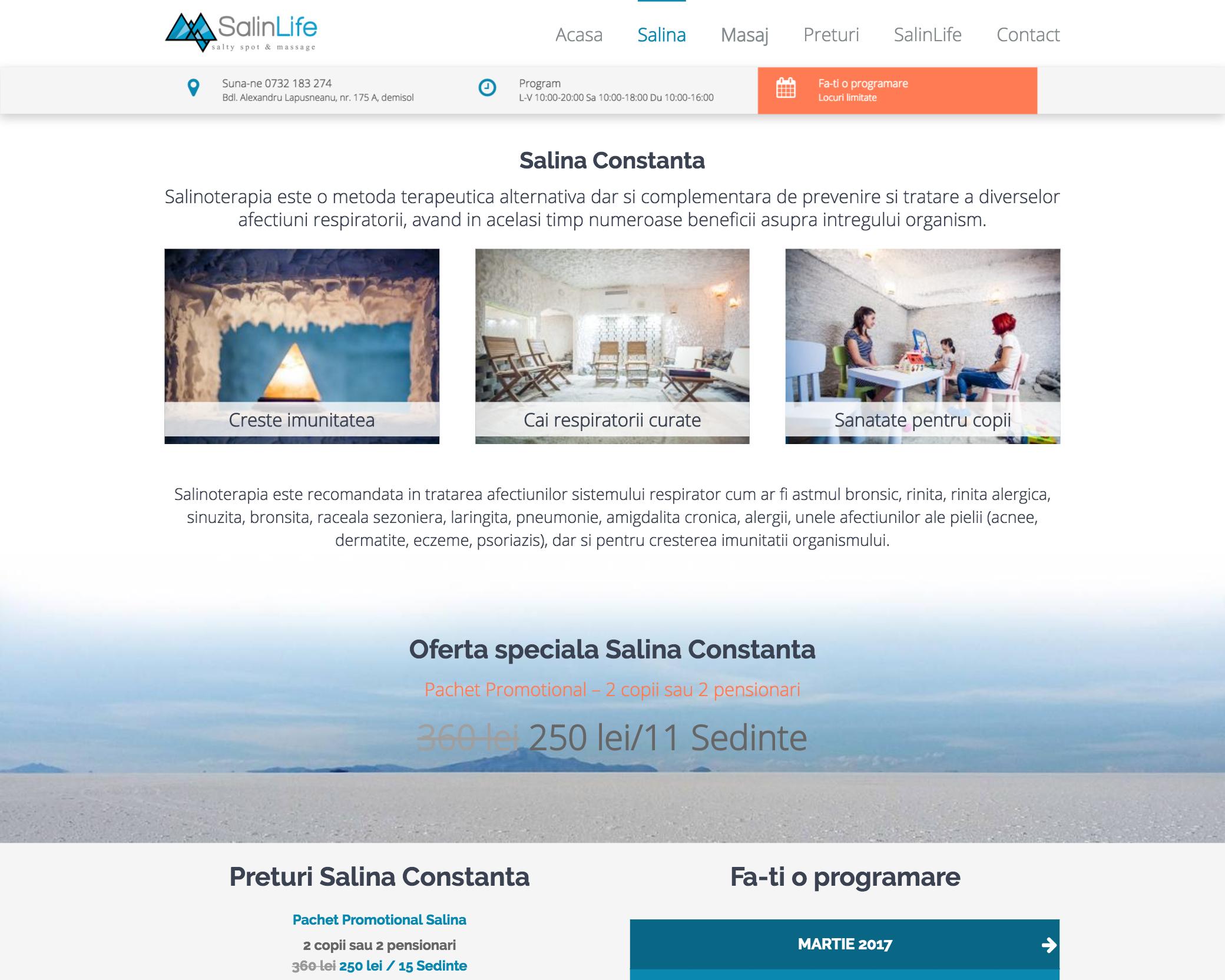 web design start-up nation